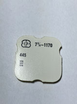 ETA 1170 (+ andere Kaliber siehe Foto) - Teil 445 - Winkelhebelfeder - OVP - NOS (New old Stock)(ENG)