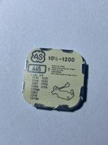 AS 1200  (+ weitere Kaliber siehe Bild) - Teil 445 - Winkelhebelfeder - OVP - NOS (New old Stock)(ENG)(KOL1)