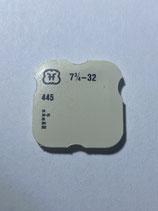 FHF 32 (+ weitere Kaliber siehe Bild) - Teil 445 - Winkelhebelfeder - OVP - NOS (New old Stock)(ENG)(KOL1)