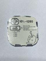 ETA 1260 (+ andere Kaliber siehe Foto) - Teil 445 - Winkelhebelfeder - NOS (New old Stock)+(ENG)