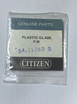 Citizen Vintage Glas 54-11380 S - NOS (New old Stock) OVP (Originalverpackt)
