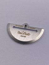 "Lemania 5100 - Teil 1143 - Rotor komplett mit Gravur ""Paul Picot"" - NOS (New old Stock)"