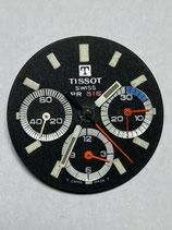 Tissot PR 516 Vintage Tritium Zifferblatt & Zeigersatz z.b. für Referenz 40528-2X (gebraucht guter Zustand - used good condition)