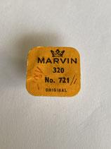 Marvin 320 - Teil 721 - Unruhe komplett - NOS (New old Stock)
