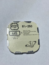 FEF 250 (+ andere Kaliber siehe Foto) - Teil 445 - Winkelhebelfeder - OVP - NOS (New old Stock)(ENG)