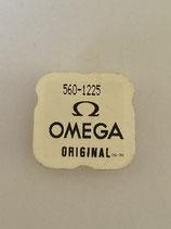 Omega 560 - Teil 205 / 560-1225 - Minutenrad mit Viertelrohr - OVP - NOS (New old Stock)