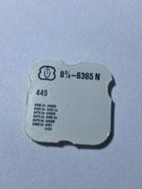 Unitas 6325  (+ weitere Kaliber siehe Bild) - Teil 445 - Winkelhebelfeder - OVP - NOS (New old Stock)+(ENG)