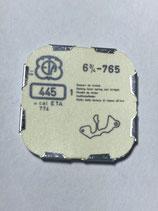 ETA 765,774 (+ andere Kaliber siehe Foto) - Teil 445 - Winkelhebelfeder - NOS (New old Stock)(ENG)