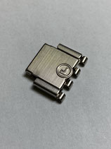 Roamer Vintage NSA (Novavit) Schließe - 18 mm breit - Clasp Pat.: 434845 - NOS (New old Stock)