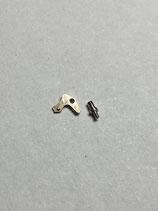 IWC 89 - Teil 443 - Winkelhebel mit Schraube - (leicht gebraucht - guter Zustand - lightly used - good condition)