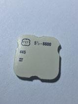 FEF 6600 (+ weitere Kaliber siehe Bild) - Teil 445 - Winkelhebelfeder - OVP - NOS (New old Stock)+(ENG)