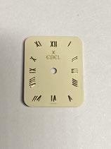 Ebel - seltenes Vintage Zifferblatt Ref.: 866914/239 - Maße ca. 14 x 18 mm - guter Zustand (leicht gebraucht)