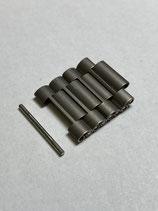 NSA (Novavit) Vintage Titan Ersatzglied - link - 18 mm breit (guter gebrauchter Zustand - good used condition)