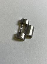 Oris Armband Edelstahl Ersatzglied z.B. für Aquis - 20mm breit satiniert -  Gebraucht / Used - Guter Zustand / Good Condition