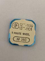 Eta 1100,1101 - Teil 260 - Wechselrad - NOS (New old Stock)(ENG)