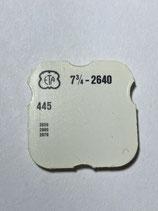 Eta 2640,2641 (+ andere Kaliber siehe Foto) - Teil 445 - Winkelhebelfeder - NOS (New old Stock)(ENG)
