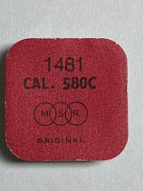 MSR 580C - Teil 1481 - Reduktionsrad (Automatik) - NOS (New old Stock)