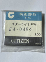 Citizen Vintage Glas 54-0408 - NOS (New old Stock) OVP (Originalverpackt)