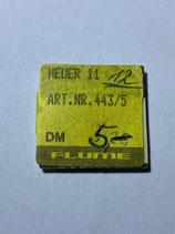 Buren,Breitling,Heuer 11,12,15 - Teil 443 -Winkelhebel - OVP - NOS (New old Stock)