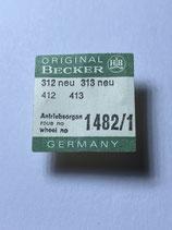 HB 312,313,412,413 - Teil 1482 /1 - Antriebsorgan - NOS (New old Stock)