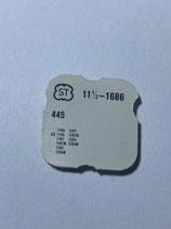 ST 1686 (+ weitere Kaliber siehe Bild) - Teil 445 - Winkelhebelfeder - OVP - NOS (New old Stock)(ENG)