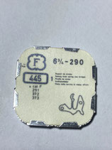 Felsa 290 (+ andere Kaliber siehe Foto) - Teil 445 - Winkelhebelfeder - OVP - NOS (New old Stock)(ENG)