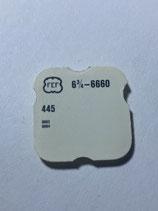 FEF 6660 (+ weitere Kaliber siehe Bild) - Teil 445 - Winkelhebelfeder - OVP - NOS (New old Stock)+(ENG)