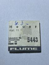Buren,Breitling,Heuer 11,12,15 - Teil 5443 - Schraube für Winkelhebel - OVP - NOS (New old Stock) - Lieferumfang 1 Stück!