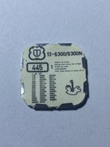 Unitas 6300 / N  (+ weitere Kaliber siehe Bild) - Teil 445 - Winkelhebelfeder - OVP - NOS (New old Stock)+(ENG)