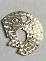 Dubois Dépraz 2000 - 2020 - 2070 (Chronomodul) - Teil 8507 - Chrono Deckbrücke (Modul mit Sekunde) - leicht gebraucht (Guter Zustand)