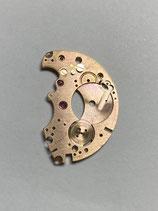 Venus 175 - Teil 105 - Federhausbrücke (rotvergoldet) - Gebraucht / Used - Guter Zustand / Good Condition