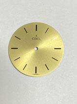 Ebel Classic Wave - Vintage Zifferblatt Ref.: 881909/239 - Durchmesser ca. 24 mm - guter Zustand (leicht gebraucht)