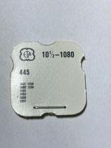 ETA 1080 (+ andere Kaliber siehe Foto) - Teil 445 - Winkelhebelfeder - NOS (New old Stock)+(ENG)(KOL1)