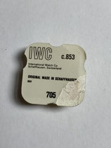 IWC 853,8531 - Teil 705 - Ankerrad - NOS (New old Stock)