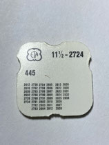 ETA 2724 (+ andere Kaliber siehe Foto) - Teil 445 - Winkelhebelfeder - OVP - NOS (New old Stock)(ENG)