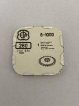 Eta 1000,1001 - Teil 260 - Wechselrad - NOS (New old Stock)(ENG)
