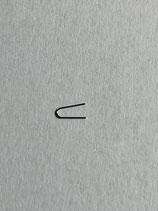 Lemania 5100 (Omega 1045/1045-1112) - Teil 440 - Kupplungshebelfeder - NOS (New old Stock)