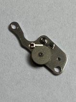 Dubois Dépraz 2000 - 2020 - 2070 (Chronomodul) - Teil 462 - Zusatz Wechselradbrücke montiert - leicht gebraucht (Guter Zustand)