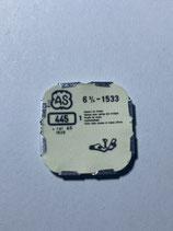 AS 1533  (+ weitere Kaliber siehe Bild) - Teil 445 - Winkelhebelfeder - OVP - NOS (New old Stock)(ENG)