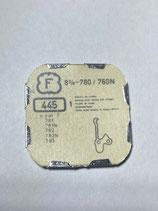 Felsa 780 (+ andere Kaliber siehe Foto) - Teil 445 - Winkelhebelfeder - OVP - NOS (New old Stock)(ENG)