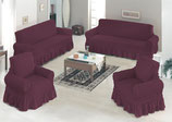 Sofa Hussen 4-teiliges Set