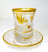 Traditionell Tee Gläser 12-teilig