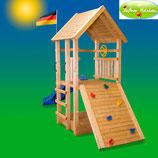 "Fichtenholz-Spielturm Modell 2 ""RALLY"""