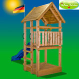 "Fichtenholz-Spielturm Modell 1 ""TOBY"""