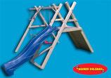 Fichtenholz-Spielturm Modell 12