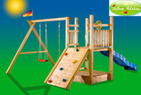 "Fichtenholz-Spielturm Modell 3 ""FRIZZY"""