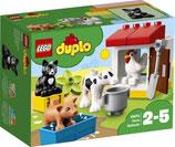 LEGO DUPLO Tiere auf dem Bauernhof