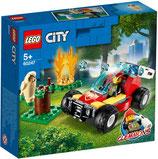 LEGO City Waldbrand