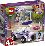 LEGO FRIENDS Emmas mobile Tierarztpraxis
