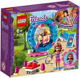 LEGO FRIENDS Olivias Hamster-Spielplatz